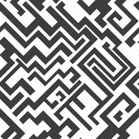 diagonal lines: monochrome seamless pattern