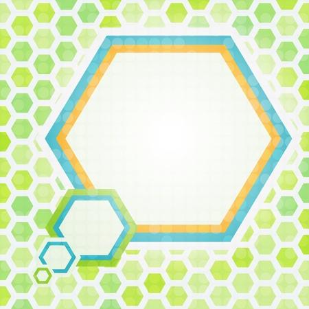 glare: abstract green glare background