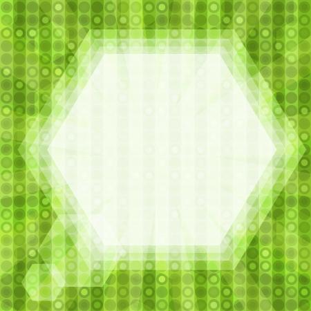 glare: glare green light background Illustration