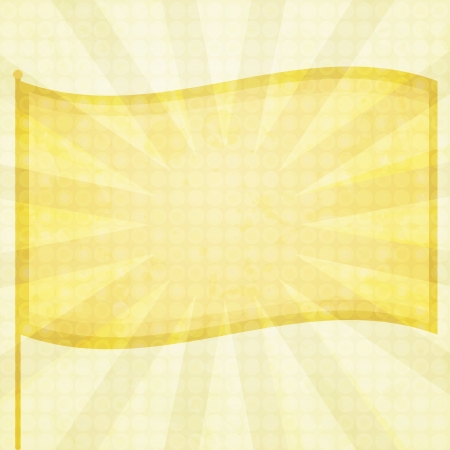bender: sunny flag background