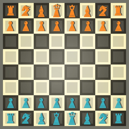 board games: abstract chess