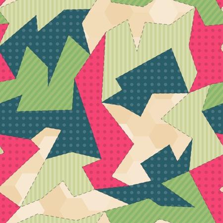 wattle: fabric seamless pattern