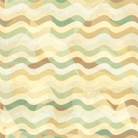 グランジ効果と砂のシームレスなパターン  イラスト・ベクター素材