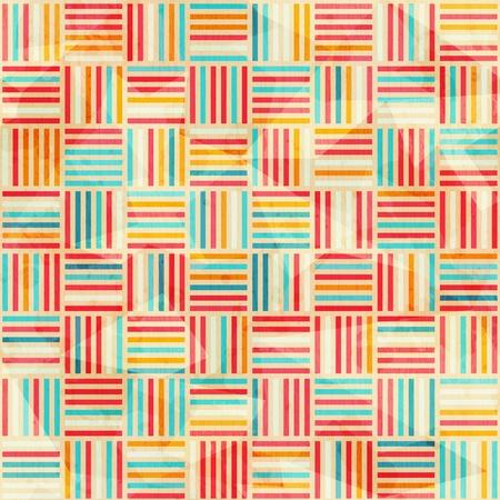 vintage wattle seamless pattern Vector