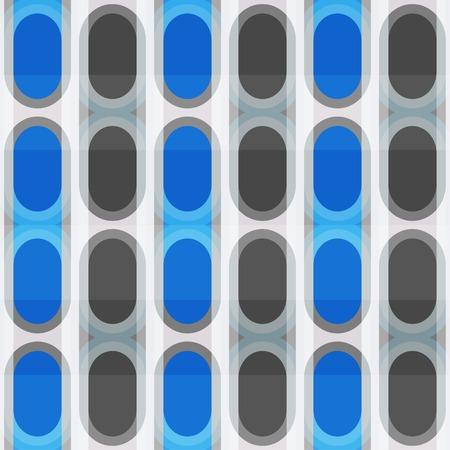 elipse: azul elipse patr�n transparente