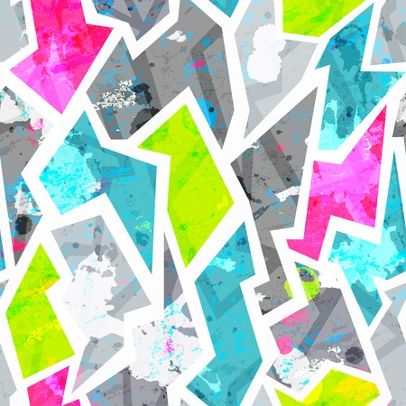 Grunge, seamless, avec effet taches Banque d'images - 25988318