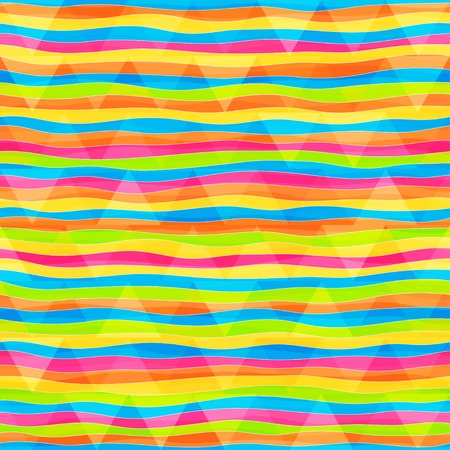 vertical image: rainbow lines seamless pattern