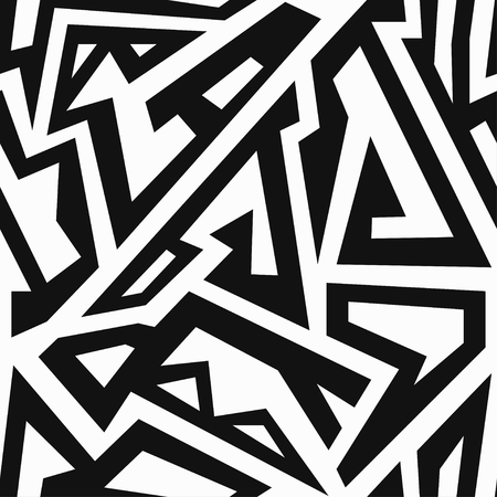 mishmash: labyrinth seamless pattern