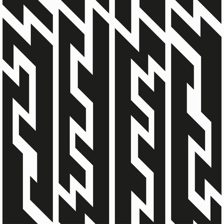 monochrome: monochrome tech seamless pattern Illustration