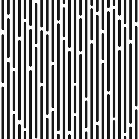monochrome stripes seamless pattern 向量圖像
