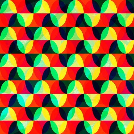 adamant: bright mosaic seamless pattern