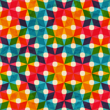 cloth: colored cloth seamless pattern