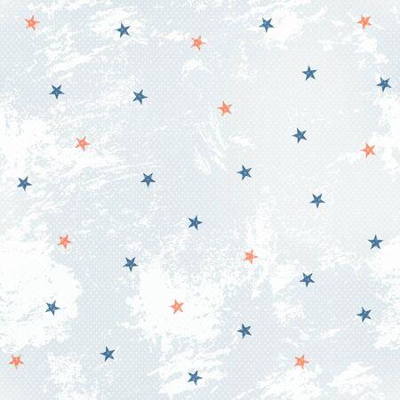 Abstract geometric seamless pattern Çizim