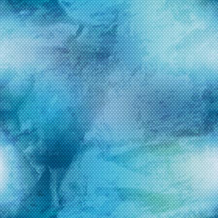 water grunge seamless texture Illustration