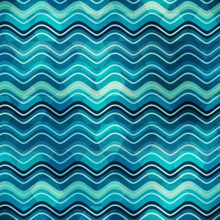 wind surfing: wave seamless texture