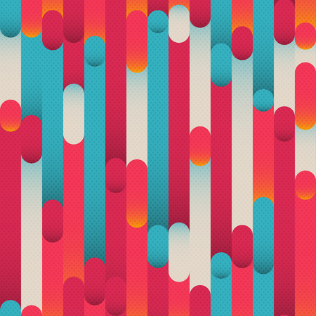 patter: Stripes seamless patter Illustration
