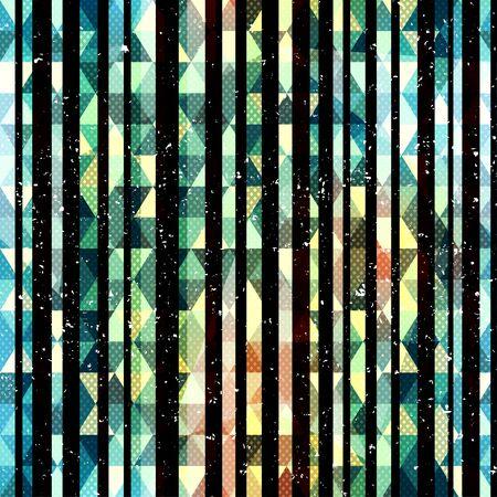 mottle: Grunge stripes texture. Illustration