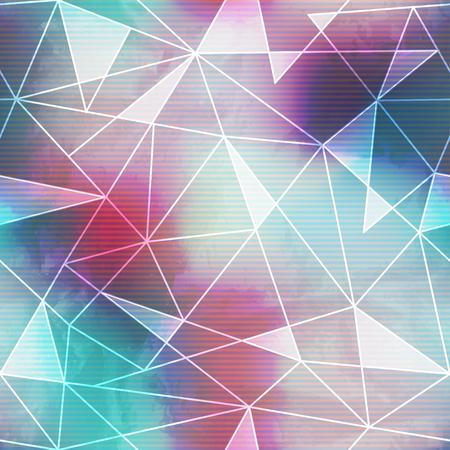 Zusammenfassung Vektor nahtlose Muster, EPS 10 Datei. Vektorgrafik