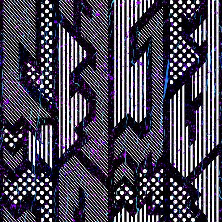 Zusammenfassung Vektor nahtlose Muster, EPS 10 Datei. Standard-Bild - 75336633