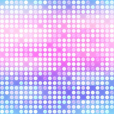 Purple points, seamless pattern (vector eps 10)