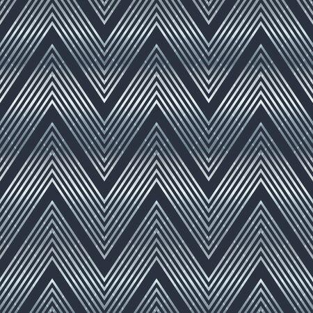 Chromium line pattern.