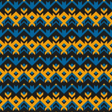 Vintage cloth geometric pattern. Stok Fotoğraf - 133467709