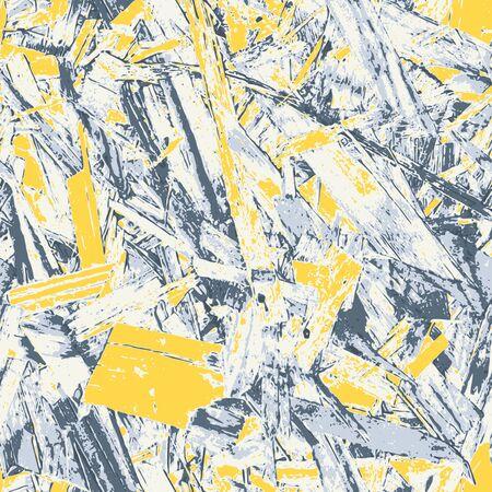 Abstract grunge seamless pattern. Ilustração