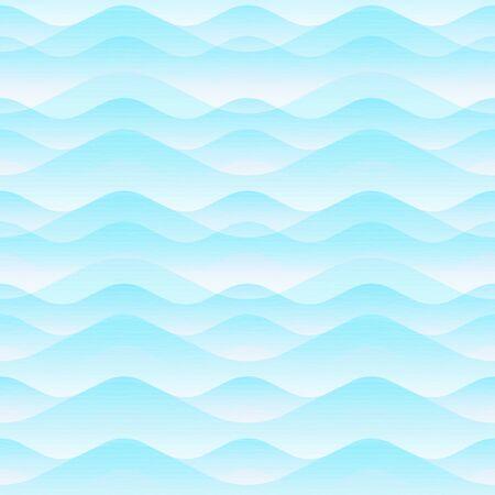 Air wave seamless pattern.
