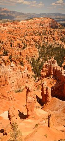 Arid Park of Bryce Canyon