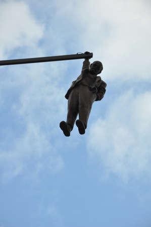 プラハの人を絞首刑