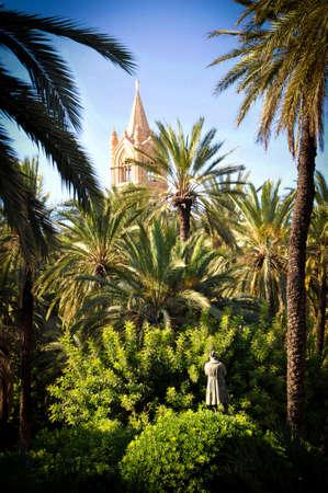 English Garden of Palermo