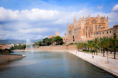 Canal of Palma de Mallorca