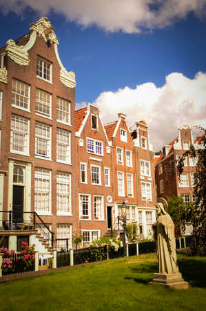 Peace and Peace of Mind within a Beguine Convent of Amsterdam
