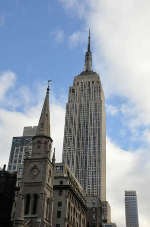 The Most Famous Building of New York Éditoriale
