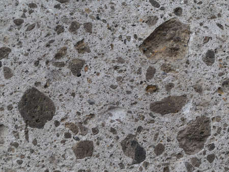on aggregate: Exposed aggregate concrete Textured background of exposed aggregate concrete