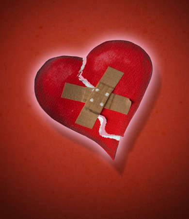 forgiven: Heartbroken and plastered Stock Photo