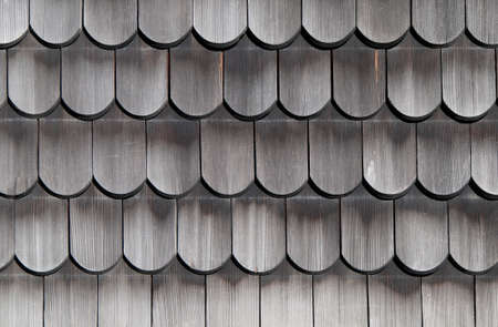 proven: Wooden shingles texture old