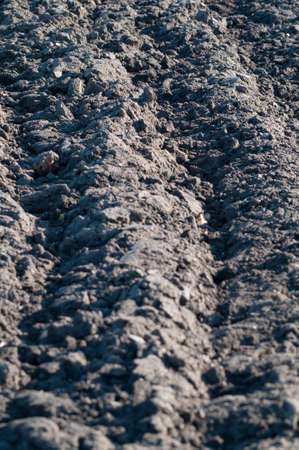 acre: acre field cropping soil Stock Photo