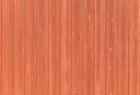 laths: Brown painted wooden boards texture