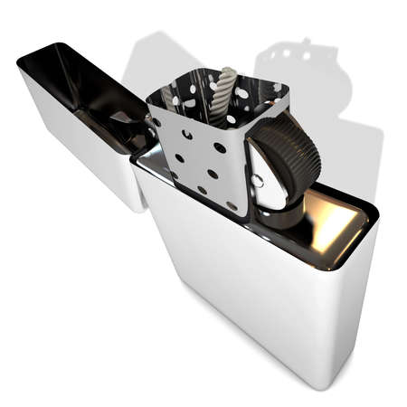 lighter: metal Lighter