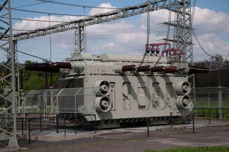 Transformer Station, Substation Standard-Bild - 118157560