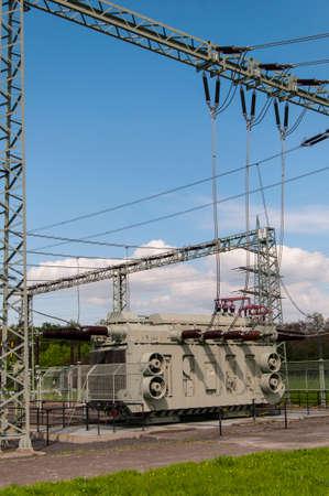 Transformer Station, Substation Standard-Bild - 118157638
