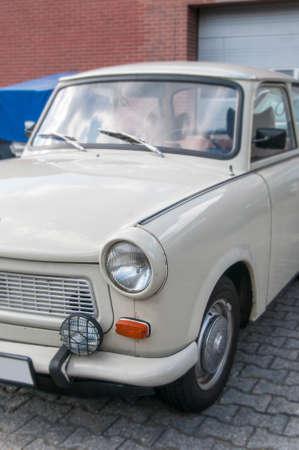 "Oldtimer der ehemaligen DDR ""Trabbi"""
