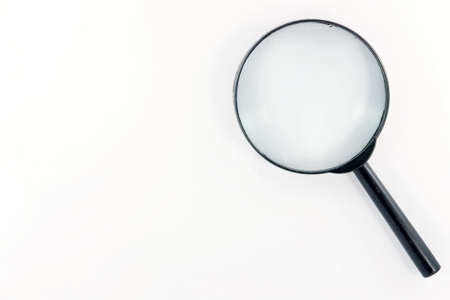 magnifying glass Stock Photo - 9623854