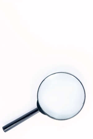 magnifying glass Stock Photo - 9623851
