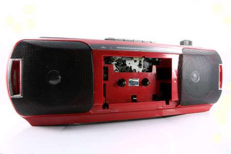 Cassette player photo