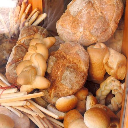 baker's: Loves, rolls, breadsticks at the baker s