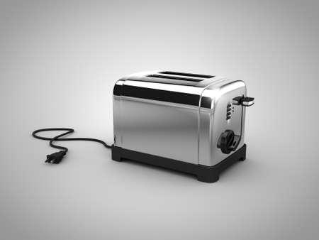 toaster: retro toaster