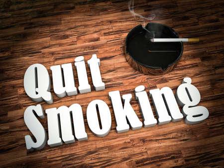 담배를 끊으