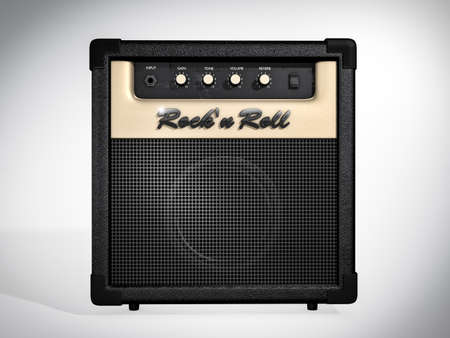 Rock n roll amplifier